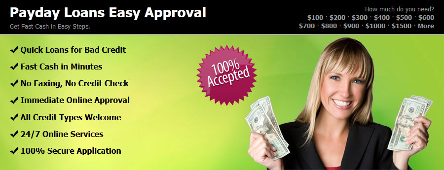 24/7 cash advance financial products